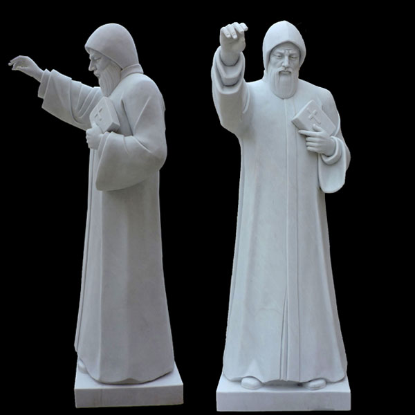 No. TCH-41 Catholic saint religious statues of st charbel for sale