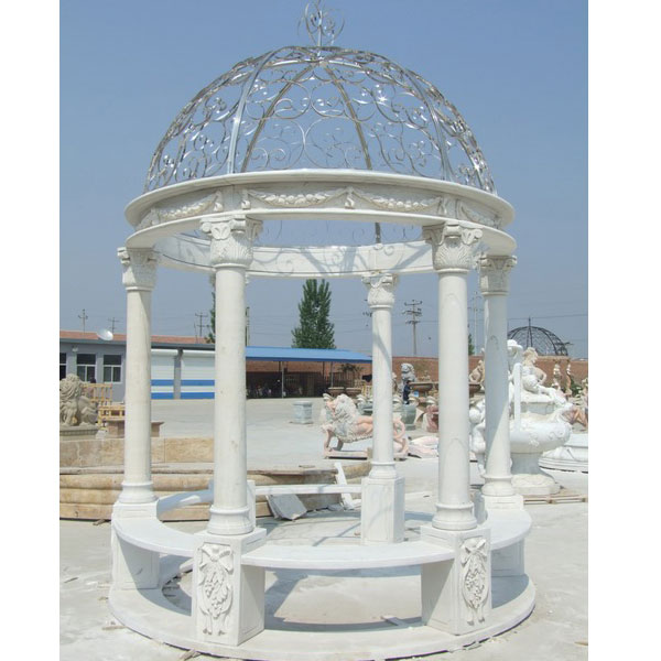 TMG-11 Round pavilion for backyard ornament outdoor decor