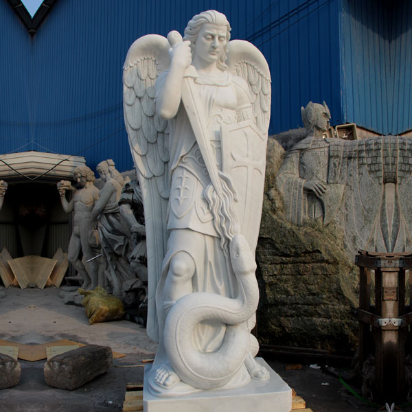 No. TCH-46 Saint Michael the archangel statues for church outdoor